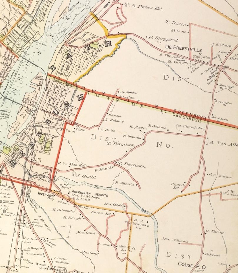 1891 map