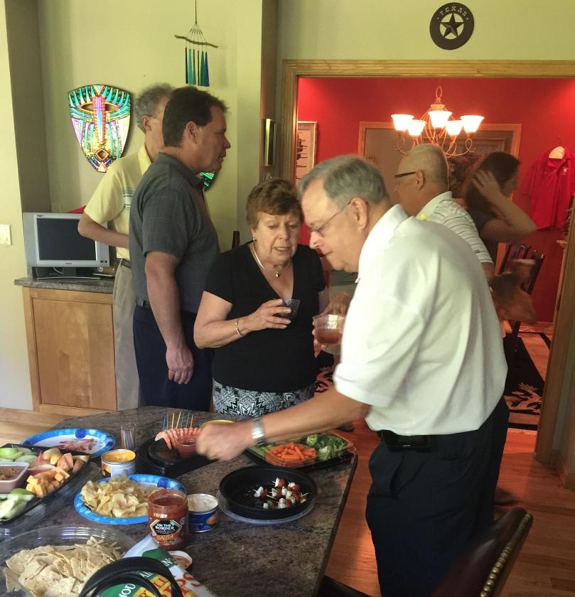 Carole and Jim