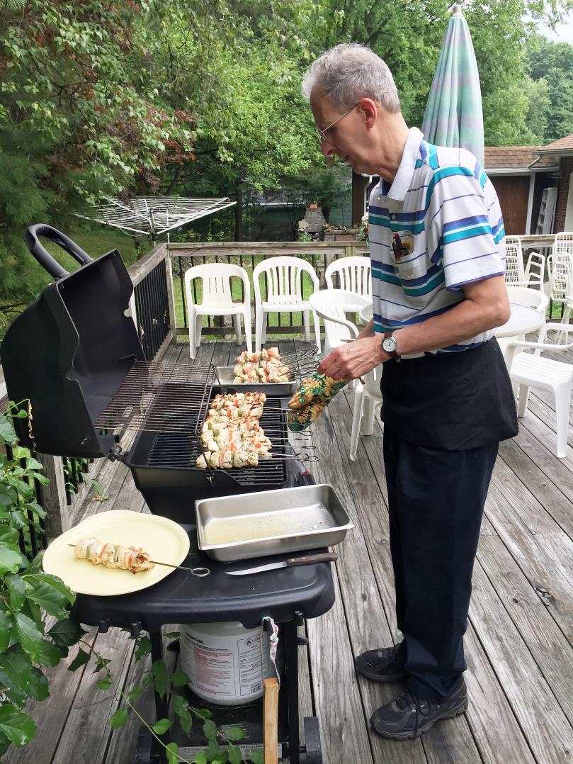 Dean Grilling