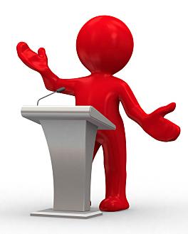 Speaker Figure