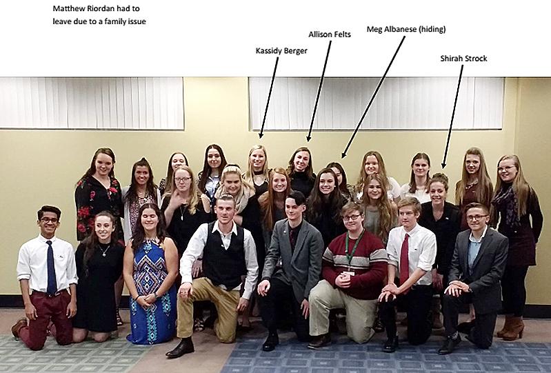 RYLA Class of 2017