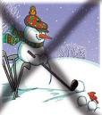 Snowman Golfer Cancelled