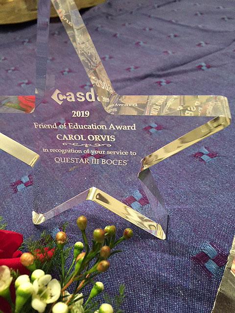 CASDA award
