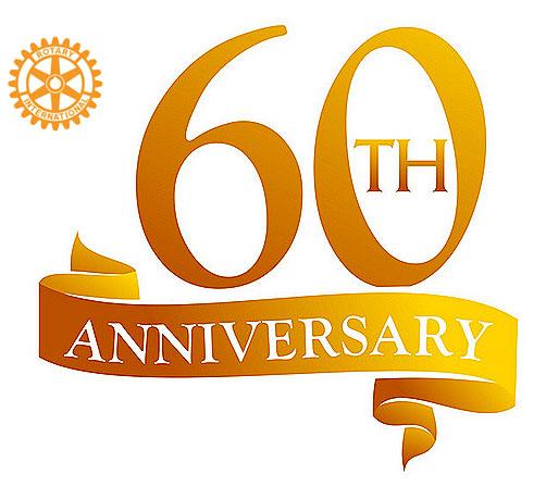 60th logo